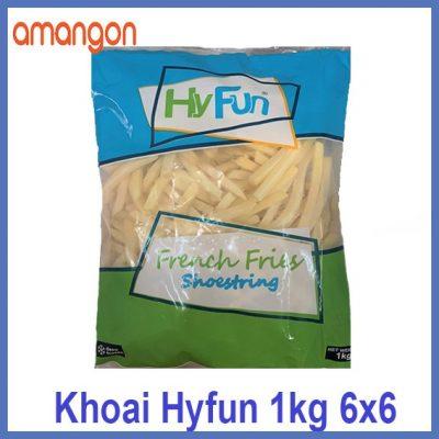 Hyfun 6x6 1kg