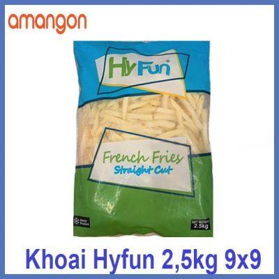 Hyfun 9x9 2,5kg